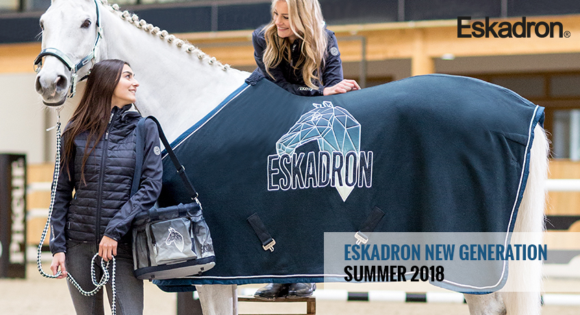 Eskadron New Generation Summer Kollektion FS 2018